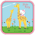 Hello Kitty Giraffe Theme icon