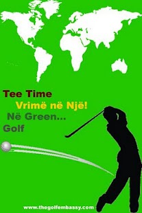 Albanian - Golf App - screenshot
