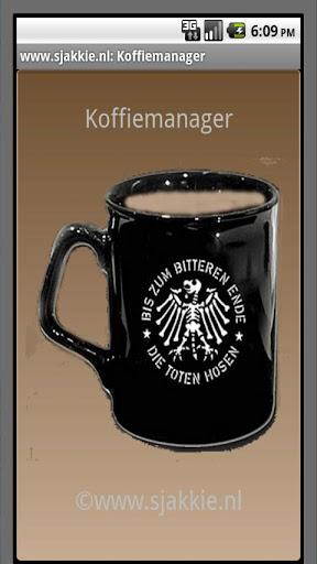 Koffie Manager