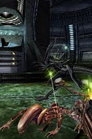 Screenshot of Alien Destroyer