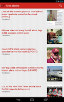 Screenshot of City Pages