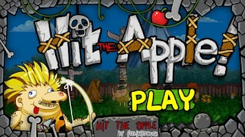 Screenshot of Hit The Apple