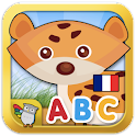ABC French Alphabet Puzzles icon