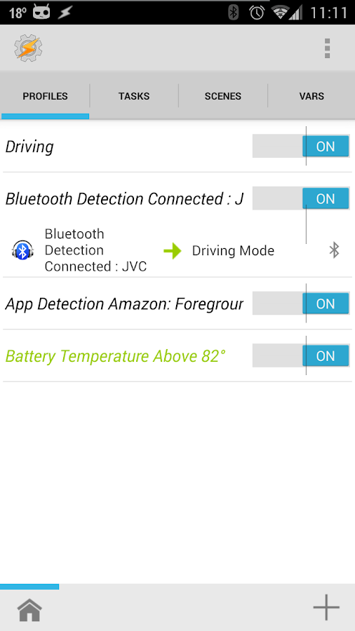 Bluetooth Detection Screenshot 6