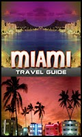 Screenshot of Miami City Guide