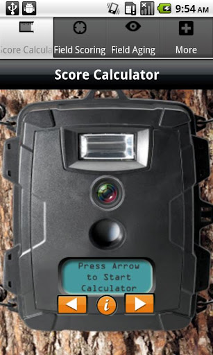 Deer Score Field Aging Guide