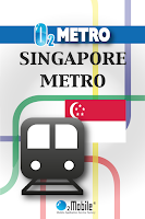 Screenshot of SINGAPORE METRO