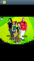 Screenshot of Ben 10 Ultimate Challenge