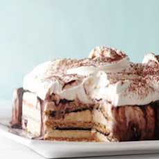 Fudgy Ice Cream Cake
