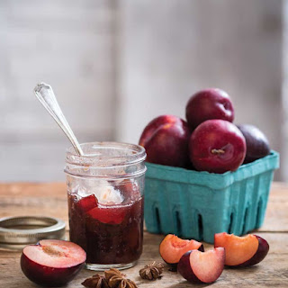 Italian Plum Jam with Star Anise