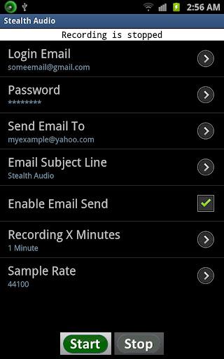 Stealth Audio