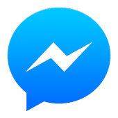 1.  Messenger – Text and Video Chat for Free