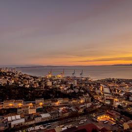 Rijeka, Croatia by Eseker RI - Landscapes Travel (  )