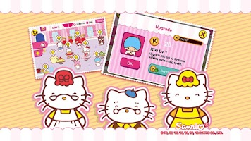 Screenshot of Hello Kitty Cafe Seasons!
