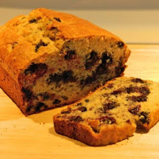 Blueberry Oatmeal Bread