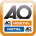 A&O Hotels and Hostels APP icon