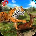 Wild Tiger Jungle Hunt 3D APK Descargar