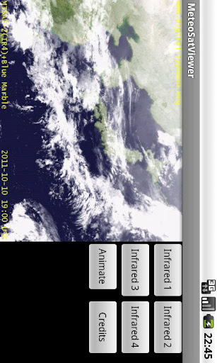 Meteo Sat Viewer - free