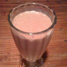 Raw Chocolate Shake