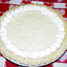Rosie's Pineapple Cream Pie