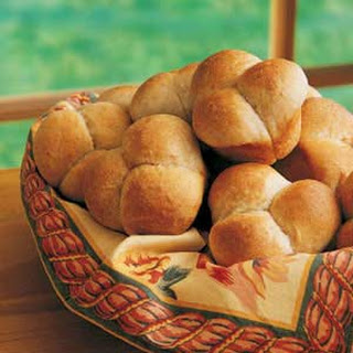 Whole Wheat Refrigerator Rolls