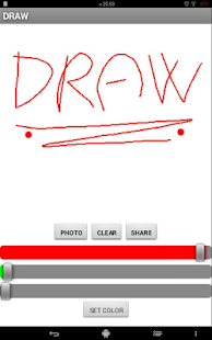 DRAW - screenshot