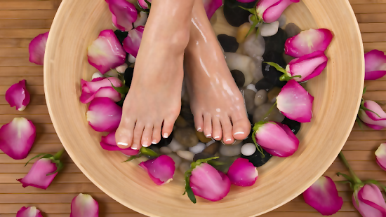 Foot Spa Games Free - screenshot