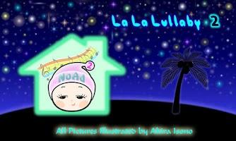 Screenshot of La La Lullaby2 NoAd