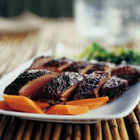 Tea-Smoked Duck Breasts