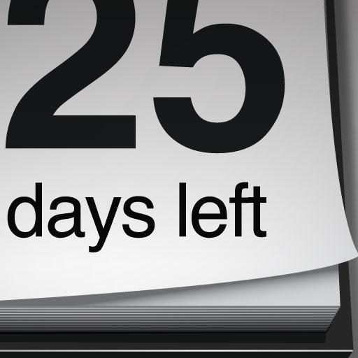 Countdown Calendar Widget LOGO-APP點子