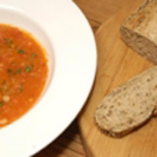 Vegetable and Bean Soup - Vegetable and Bean Soup