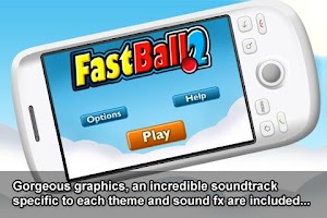 Screenshot of FastBall 2