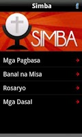Screenshot of Simba - Pinoy Prayers/Readings