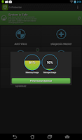 Screenshot of G-Protector Anti Virus Utility