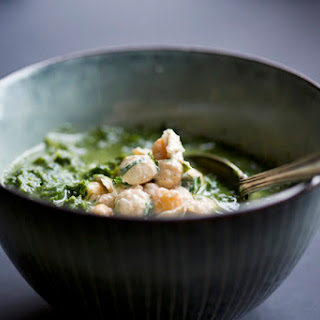 Spinach & Kale Soup