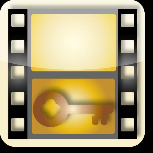 私密视频 LOGO-APP點子