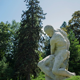 giant by Mihaela Anghel - Buildings & Architecture Statues & Monuments (  )