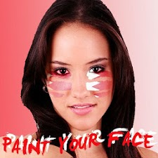 Paint your face Bahrain