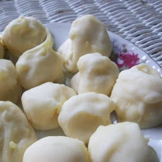 White Chocolate and Lemon Truffles