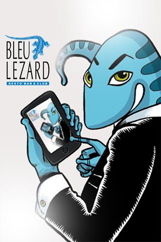 Bleu Lézard