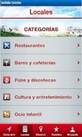 Screenshot of Salida Oeste