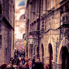 Dubrovnik Festivities by Hajdi Mostic - Instagram & Mobile iPhone