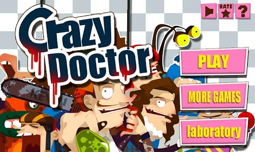 Game Crazy Doctor version 2015 APK