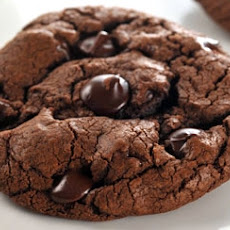 Triple Chocolate Delight Cookies