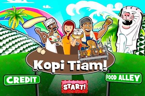 Kopi Tiam - Cooking Asia! - screenshot