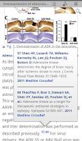 Screenshot of Journal of Neurosurgery Online