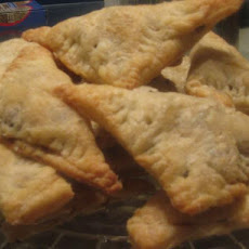 Chicken and Black Bean Empanadas
