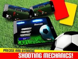 Screenshot of Soccer: Football Penalty Kick