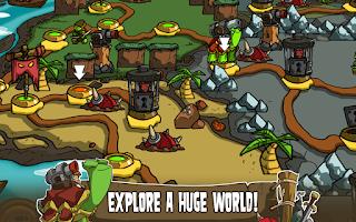 Screenshot of Shellrazer