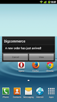 Screenshot of Bigcommerce